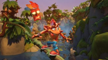 Crash Bandicoot 4: It's About Time на пк